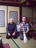 With Shujo Wakabayashi